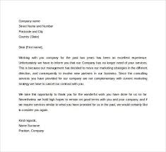 formal business letters templates formal business letter template formal business letter format 29