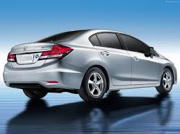 Honda Civic Usa Honda Civic Natural Gas 2013 Pictures Information U0026 Specs