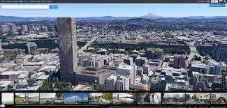 Oregon Google Maps by Google Conquers Cartography Again With Faster Cleaner Smarter