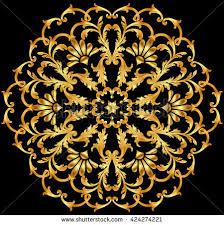 circular design ornaments free vector stock