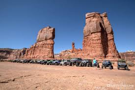 moab jeep safari 2017 kicking off moab u0027s 2015 easter jeep safari on wipe out hill