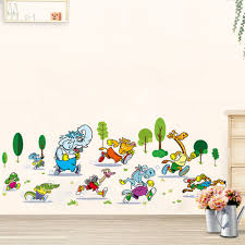 compare prices on wall decal girl online shopping buy low price diy wall stickers for kids rooms home decoration accessories children wallpaper boys girls room wall decals