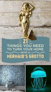 Mermaid Home Decor Best 10 Mermaid Home Decor Ideas On Pinterest Mermaid Room