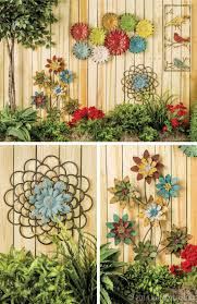 yard wall decor best 25 outdoor wall ideas on patio