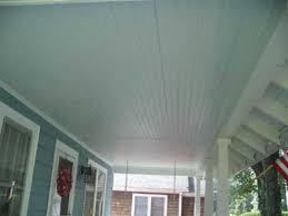 porch ceiling diy porch ceiling makeover