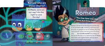 amazon meet heroes villains pj masks