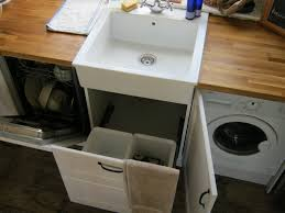 design a laundry room equipped washing machine ikea double front