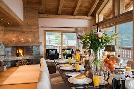 Ski Chalet Interior The History Of Luxury Alpine Ski Chalet Rentals Art De Vivre