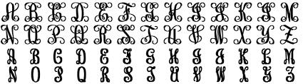 Monogram Key Necklace Rose Gold Key Necklace With Monogram Initial