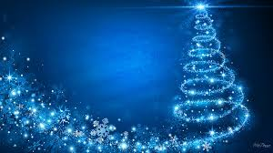 blue christmas blue christmas background wallpaper