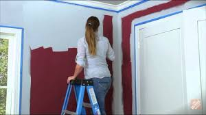 how to paint interior walls the home depot youtube