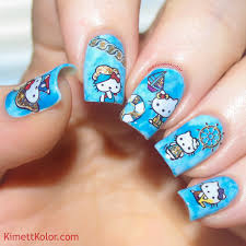 happy birthday nail art images nail art designs