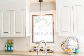kitchen cabinets for tall ceilings how to make kitchen cabinets taller designing vibes interior