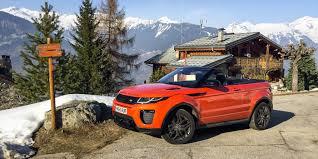 range rover white 2017 2017 range rover evoque convertible review caradvice