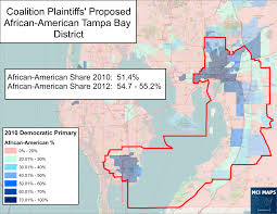 Maps Tampa Florida Redistricting The Process Is Broken And It Is Time For A
