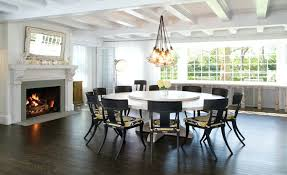 Extra Large Dining Room Tables by Beautiful Extra Large Round Dining Room Tables Ideas Home Design