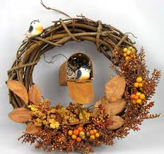 diy thanksgiving decor for front yard home landscape design
