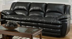 Black Leather Reclining Sofa And Loveseat Bentley Bonded Leather Reclining Sofa Loveseat Set
