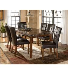 rent to own ashley lacey dining room set e z rentals home