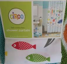 Circo Rugs Circo Fish Collection 3 Piece Bath Set Fish Rug 1 Hand Towel 1