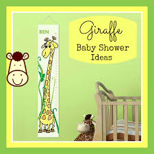 giraffe baby shower ideas giraffe baby shower ideas aa gifts baskets idea