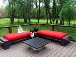Bench Outdoor Furniture Best 25 Painted Outdoor Furniture Ideas On Pinterest Painted