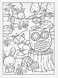 14 Best Inheemse Dieren Kleurplaten Images On Pinterest Coloring Woodland Animals Coloring Pages