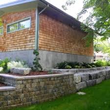 cavan hills landscaping retaining walls
