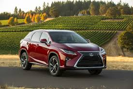 lexus rx 2018 facelift soccer moms rejoice 3 row lexus rx reportedly coming in october