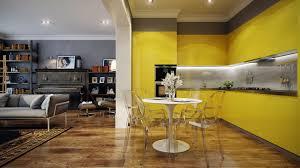 kitchen modern kitchen light fixtures yellow painted island