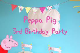 peppa pig party kara s party ideas peppa pig birthday party planning ideas
