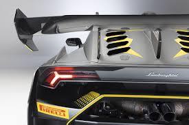 Lamborghini Huracan Body Kit - world premiere of the huracán super trofeo evo