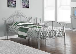 metal bed frame dreams twin metal bed frame better functionality