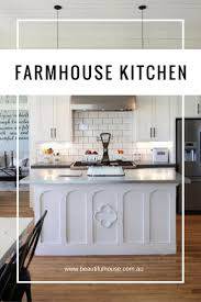 the farmhouse kitchen chip u0026 joanna gaines beautiful house