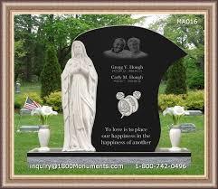 pictures of tombstones memorial stones