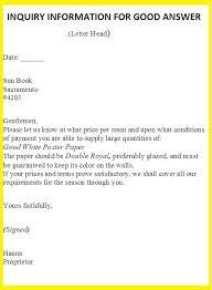 uncategorized business letter examples