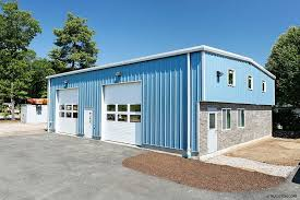 Prefab Metal Barns Residential Metal Buildings Steel Workshop Buildings U0026 Garages