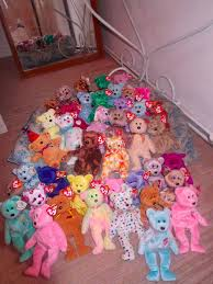 ty beanie baby babies bears rare collectable my collection for