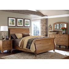 Liberty Furniture Industries Bedroom Sets Liberty Furniture Southern Pines Ii Sleigh Bed Hayneedle