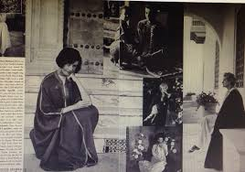 Moroccan Art History by Moroccan Fashion Designers In The 1960s Victoria And Albert Museum