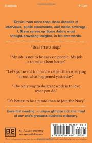 Steve Jobs Resume I Steve Steve Jobs In His Own Words In Their Own Words George