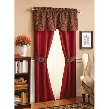 Better Homes Curtains Better Homes And Gardens Chenille Curtain Panel Set Walmart