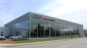 dealership usa audi denver usa certified pre owned showroom now open