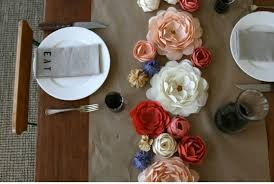 paper flower centerpieces paper flower bouquets now what type of centerpieces