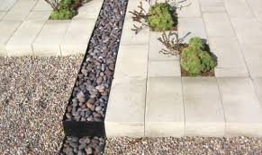 decor how to install a french drain for your sweet home decor