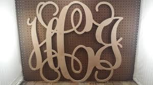 blonde wood crafts home decor door hangers