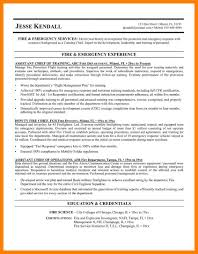 Firefighter Resume Objective Examples by 100 Resume For Firefighter Federal Job Resume Template Usa