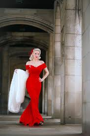 Red Wedding Dresses 33 Jewel Tone Wedding Dresses That Wow Weddingomania