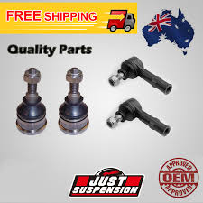 4 lower ball joint tie rod end for holden commodore vb vc vh vk vl