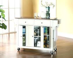 folding kitchen island cart foldable kitchen cart space saver folding kitchen island folding
